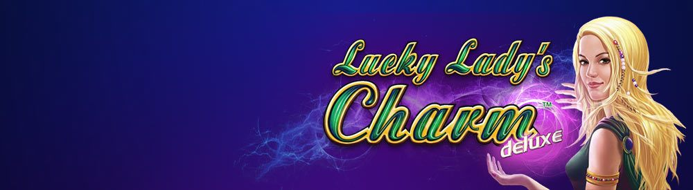 Lacky Lady's Charm Deluxe баннер
