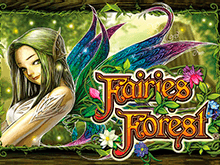 Популярная игра для онлайн-казино Fairies Forest